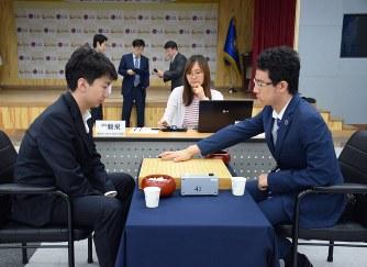質問なるほドリ:囲碁の国際棋戦...