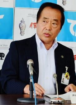 「原発の再稼働は心情的にも反対」と宣言した塚部市長