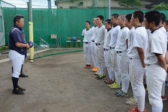 白球を追って:第98回高校野球県...