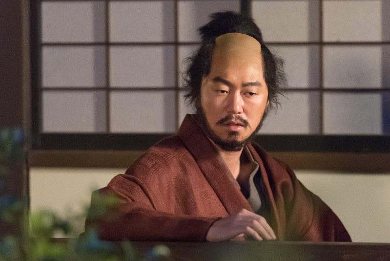 大河ドラマ「真田丸」でも、新井浩文さん演じる加藤清正が活躍している=NHK提供