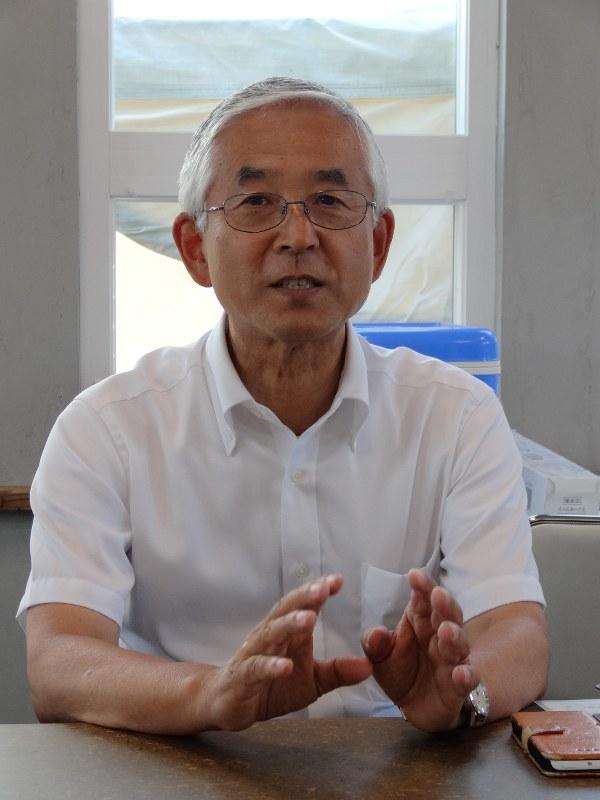 選挙:綾瀬市長選 均衡とれた高齢社会 一夜明け、初当選の古塩氏が抱負 ...