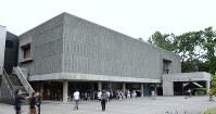世界文化遺産・「ル・コルビュジエの建築作品」(2016年登録)写真は作品の一つである国立西洋美術館本館
