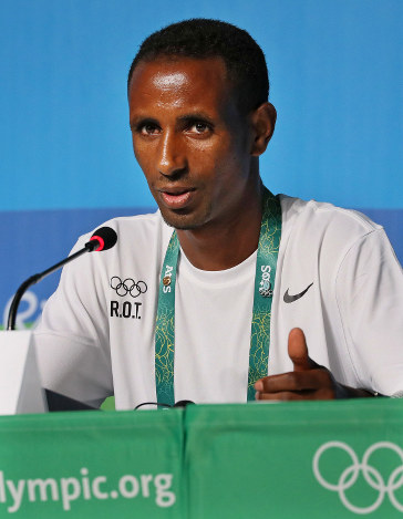 2016年リオデジャネイロオリンピックのケニア選手団