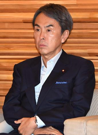 石原伸晃氏:自民都連会長を辞任...