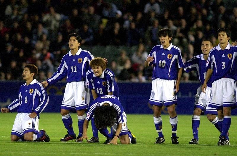 2000年シドニーオリンピックのサッカー競技・男子