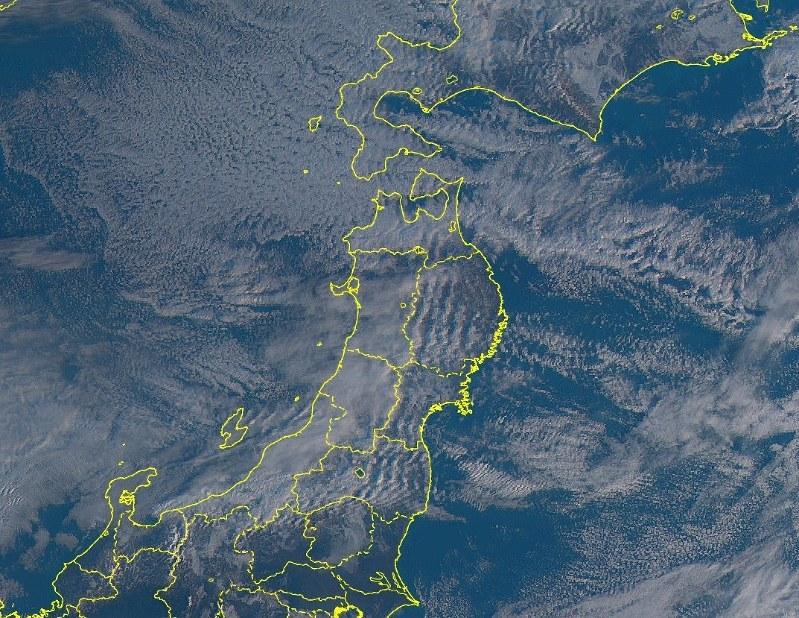 ひまわりEYE:地形が生む山岳波 ...