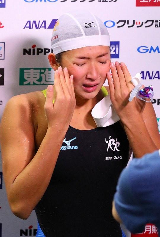 泳ぐ度に記録を伸ばす池江璃花子 日本新で6位アクセスランキング編集部のオススメ記事