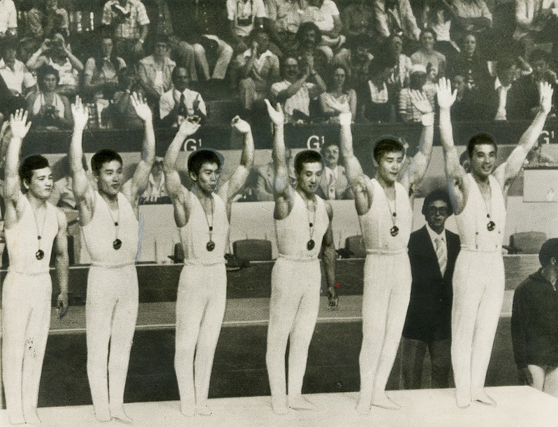 Images of 1976年モントリオールオリンピックの競泳競技 ...