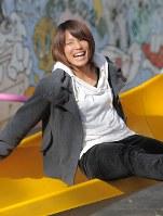 ロンドン五輪柔道女子57キロ級金メダリストの松本薫さん=東京都渋谷区で2012年12月18日、木葉健二撮影