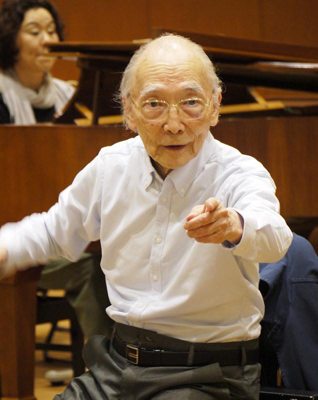 合唱指揮者・田中信昭:全国で合...