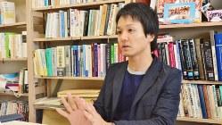 横浜国立大大学院の服部泰宏准教授