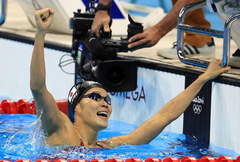 リオ五輪 競泳女子200m平泳ぎ:...
