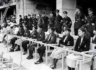 ベルリン五輪:80年前「ヒトラー...