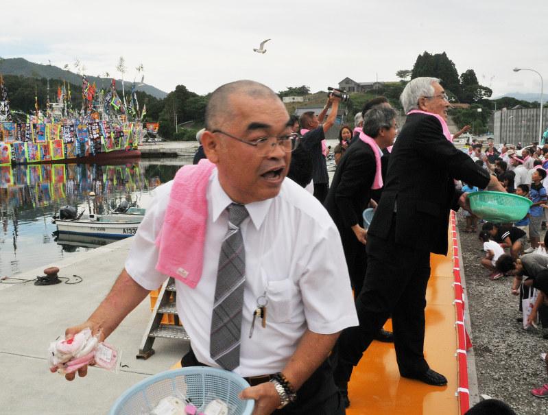 丸 大船渡 大漁