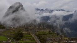 標高2430mにあるインカ帝国の「天空都市」マチュピチュ