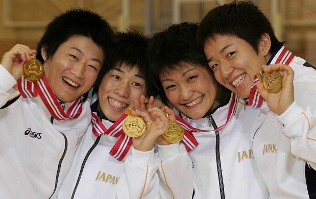 リオ五輪 レスリング女子53キロ級:吉田沙保里 最強への軌跡[写真 ...