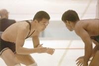 レスリング男子バンタム級2連覇、上武洋次郎