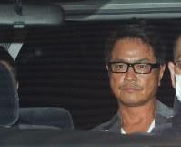 高知東生被告=東京都千代田区で2016年6月24日午後8時29分、小川昌宏撮影