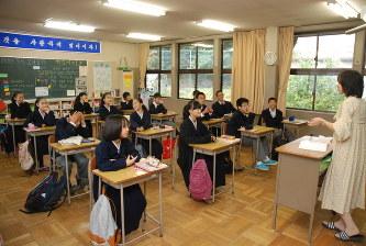 文科省:朝鮮学校補助金「対応調...