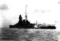 戦艦・金剛=1932年9月撮影