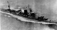 巡洋艦・加古
