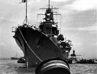 巡洋艦・妙高=1935年5月16日撮影