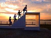 SNAPLACEに掲載された「佐久島」の写真=SNAPLACE提供