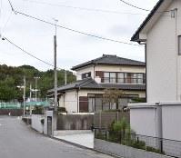 住宅地の基準地価で全国3位の上昇率となった福島県いわき市四倉町西4付近=乾達撮影