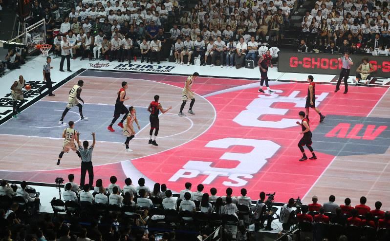 バスケットボール:Bリーグ 開幕...
