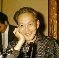 【物理学賞、1965年】朝永振一郎氏