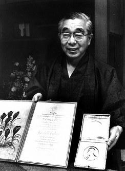 【化学賞、1981年】福井謙一氏