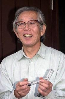 【化学賞、2000年】白川英樹氏