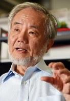 Tokyo Institute of Technology honorary professor Yoshinori Ohsumi (Mainichi)