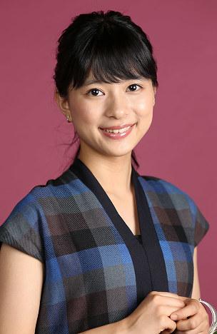 NHKの朝ドラ「べっぴんさん」に主演する芳根京子=東京都渋谷区で、小川昌宏撮影