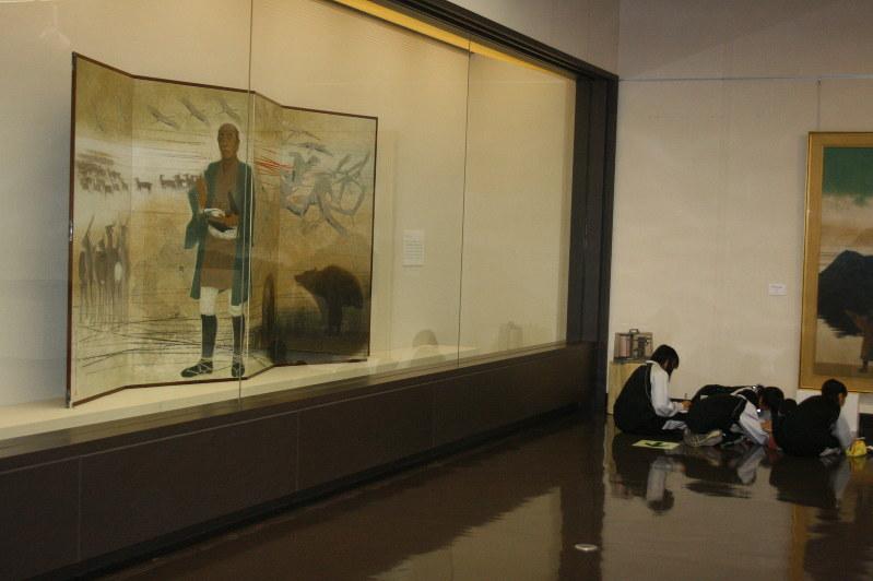 街角:滝川 松浦武四郎を描く展 /北海道 - 毎日新聞