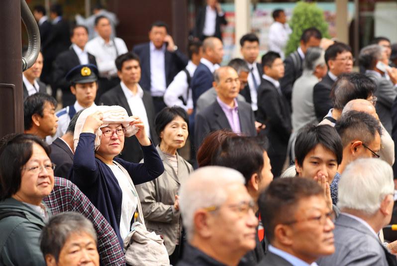 衆院選:東京10区補選/福岡6区補選 告示 与野党、舌戦開始 東京 ...