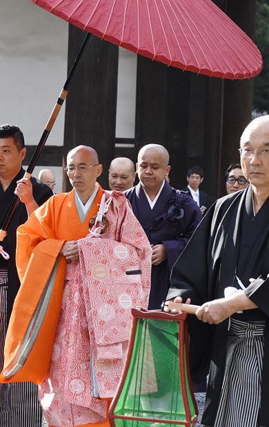 東福寺:伝統継承へ決意 原田管...