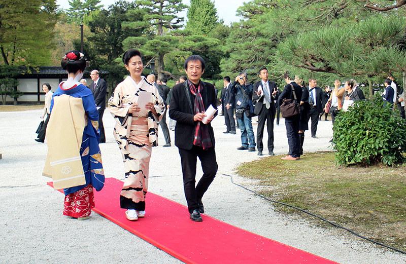 京都国際映画祭:開幕 - 毎日新...