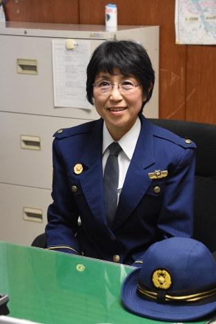 大宮西署:県警初の女性署長が抱...