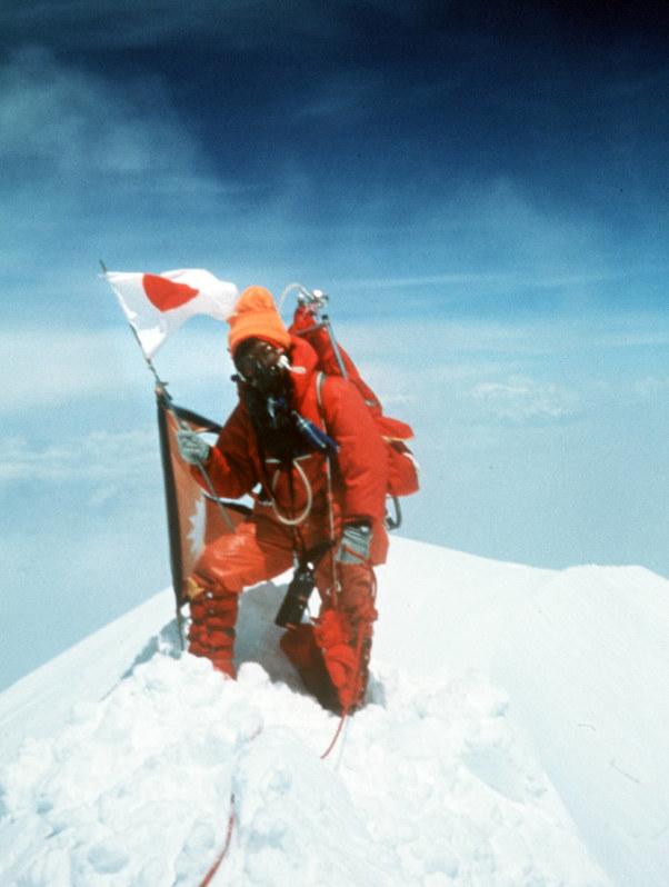 田部井さん死去:女性登山家に道開く 7大陸の「頂」踏む - 毎日新聞