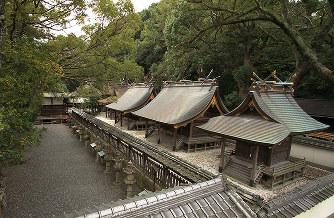 文化審答申:闘鶏神社社殿を国重...