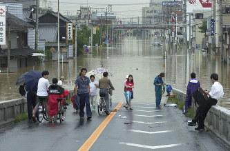 災害アーカイブ:東海豪雨 ソフト対策への転換点 - 毎日新聞