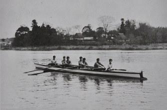 琵琶湖周航の歌:100年の感謝「京大ボート部」1周計画 - 毎日新聞