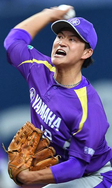 社会人野球:ヤマハ2番手右腕・...