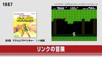 リンクの冒険(c)2016 Nintendo=任天堂公式ユーチューブチャンネルより