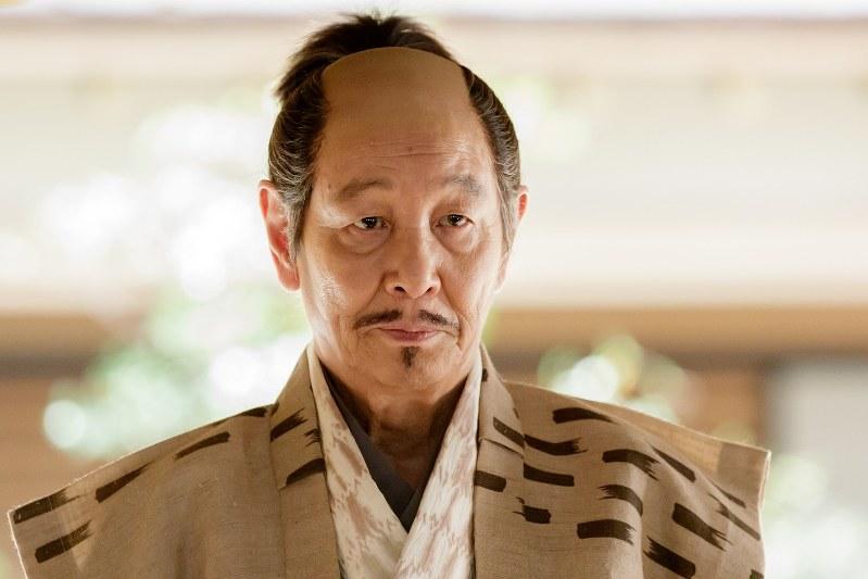 大河ドラマ「真田丸」で近藤正臣さんが演じる本多正信=NHK提供