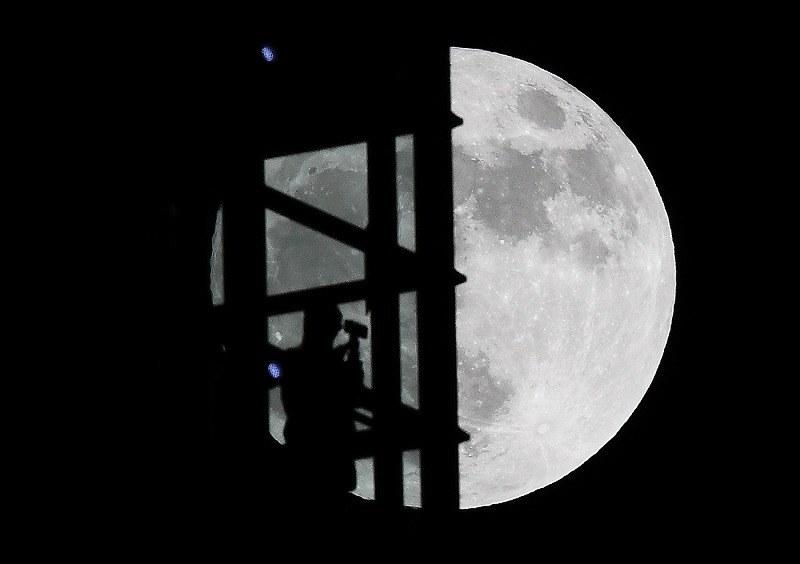 スーパームーン:大きなお月様 ...