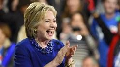 女性の社会進出を阻む「ガラスの天井」をキーワードに米大統領選を戦ったヒラリー・クリントン氏