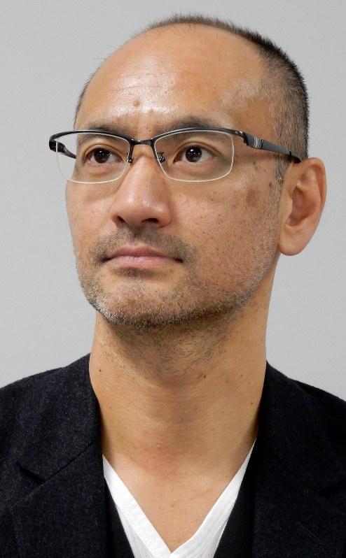 作家の吉田修一氏=2016年11月2日、鶴谷真撮影