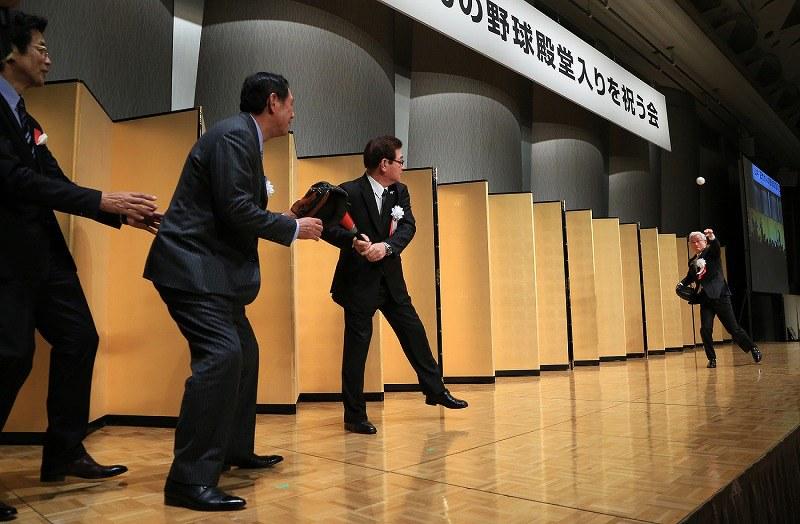 松尾雄治、星野氏殿堂入りパーティーで大失態「も …
